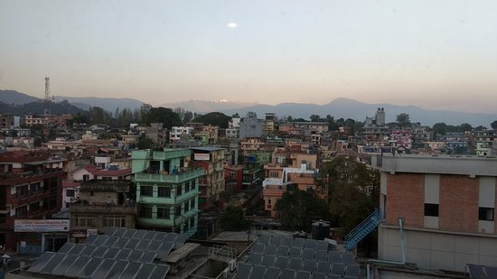 Crowne Plaza Kathmandu-Soaltee: View from window