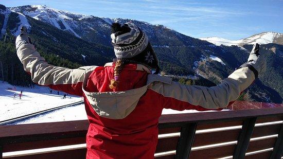 Vallnord Ski Area, sector Pal