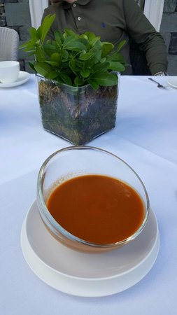 Lakeside Hotel: Soup