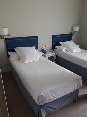 Hotel Niza: très propre et spacieuse