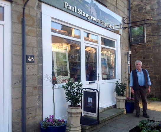 Paul Stangroom Fine Art Gallery