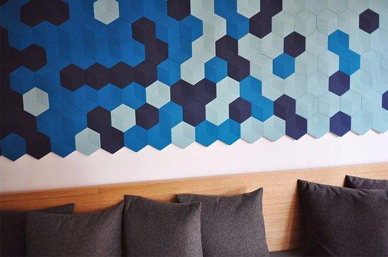 Interiordesign @ Café Blá München - Picture of Cafe Bla, Munich ...