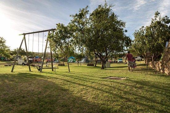 Cederberg, جنوب أفريقيا: One of 2 play areas