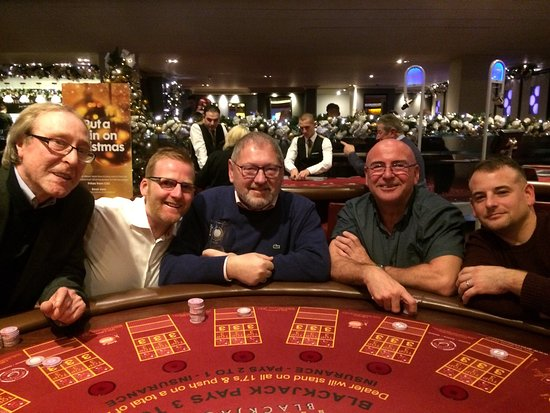 fulda casino poker