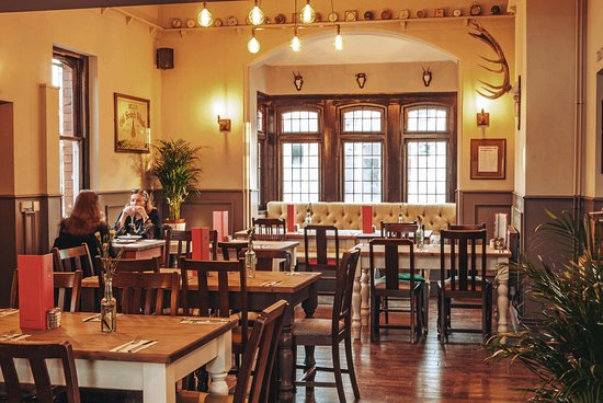 The Duck & Willow: The restaurant