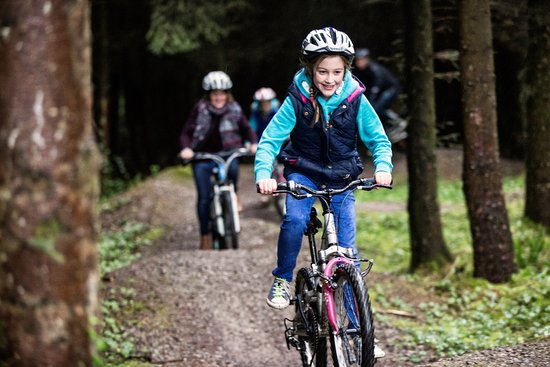 Blessingbourne Apartments: Mountain Bike Trails