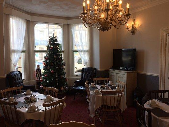 Lyndhurst Guest House: Christmas 2016