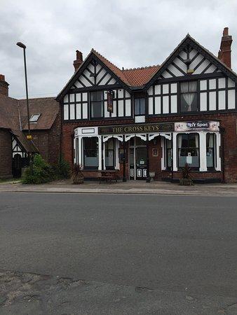 Lydney, UK: Cross Keys Inn