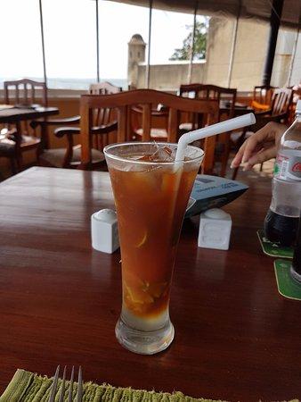 Rampart Restaurant: Ice Tea