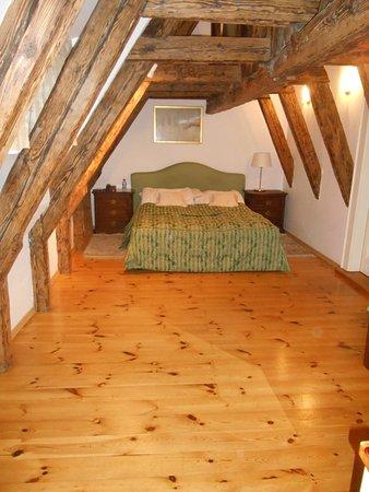 Hotel Residence Retezova: спальня