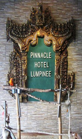Pinnacle Lumpinee Park Hotel: Pinnacle1