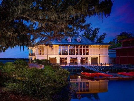 Montage Palmetto Bluff : Canoe Club - serves dinner