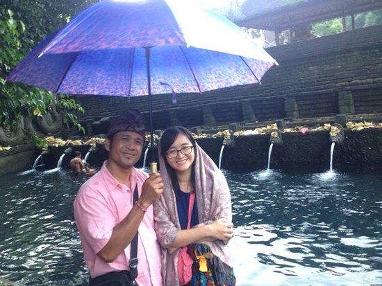 Sorga Bali Tours: Time in Bali