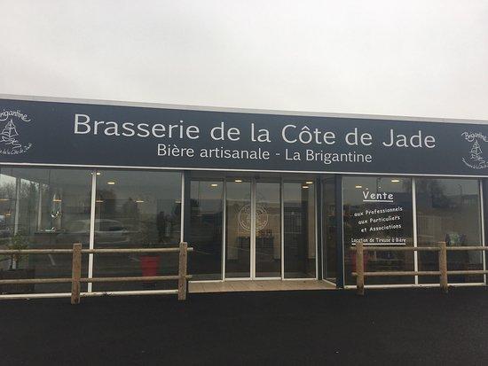 Brigantine Brasserie de la Cote de Jade