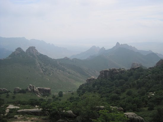 Keshiketeng Qi, China: Second viewpoint