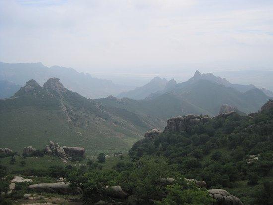 Keshiketeng Qi, Çin: Second viewpoint