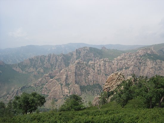 Keshiketeng Qi, China: Third viewpoint