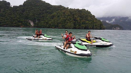 Langkawi Island Tours by Jet Ski
