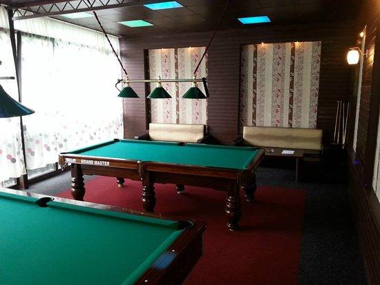 Corner Biliard & Snooker
