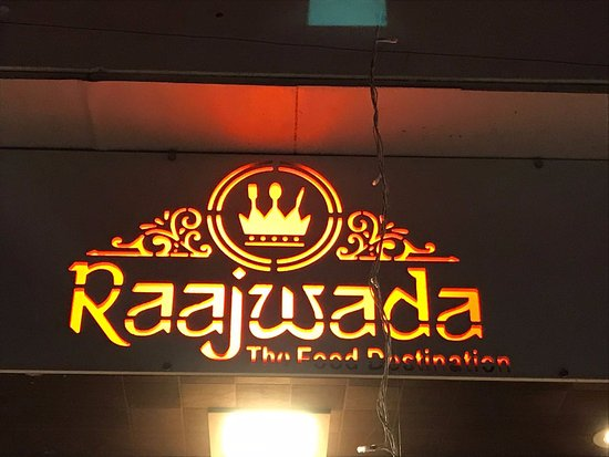 raajwada the food destination rajwada logo