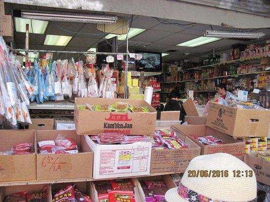 Chinatown: Krimskrams Laden