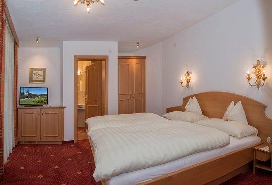 Parkhotel Seefeld: Suite Schlafzimmer