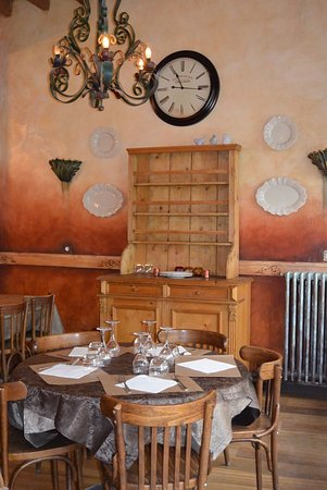 Le Coin Tranquille : Ambiance vintage