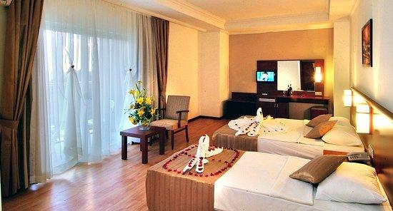 hedef resort spa hotel konakli turquie voir les. Black Bedroom Furniture Sets. Home Design Ideas
