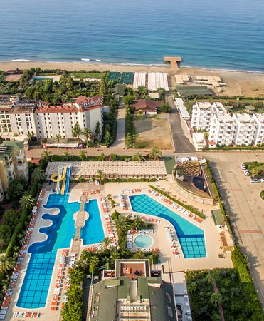 HEDEF RESORT & SPA HOTEL - Updated 2018 Prices & Reviews ...