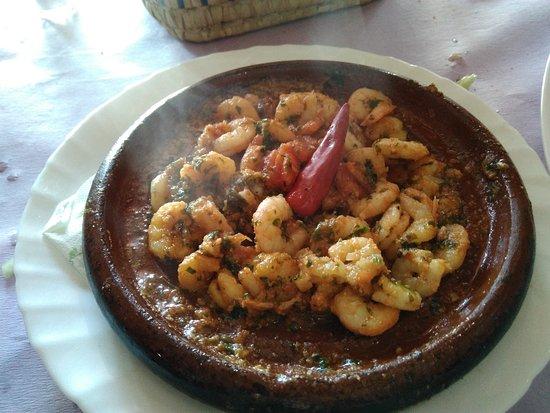 Sevilla: Crevettes Pilpil