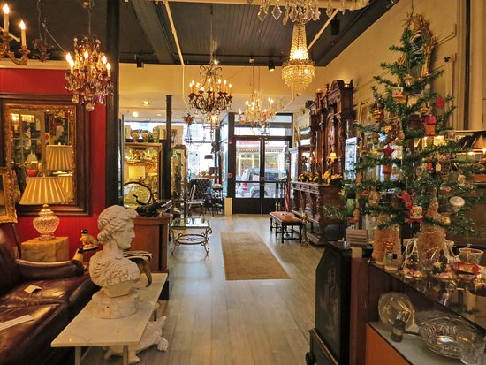 Lambertville, Nueva Jersey: A Touch of the Past Antiques