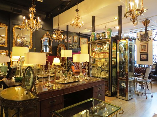 Lambertville, Нью-Джерси: A Touch of the Past Antiques
