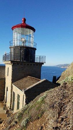Point Sur State Historic Park: Point Sur Lighthouse