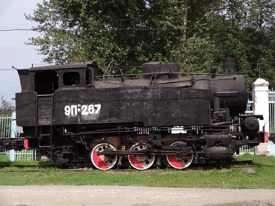 Monument to Locomotive 9P