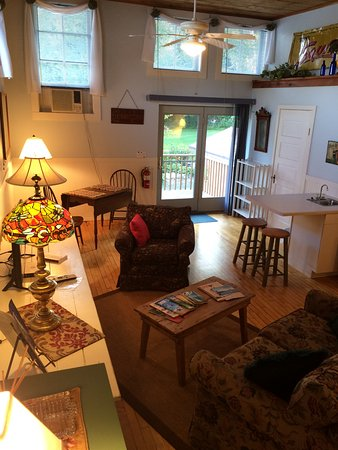 Baileys Harbor, WI: Upper Deck 2016