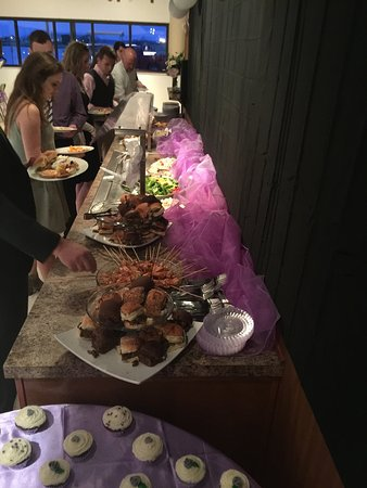 Brazoria, TX: 2015 Pudlo wedding catering