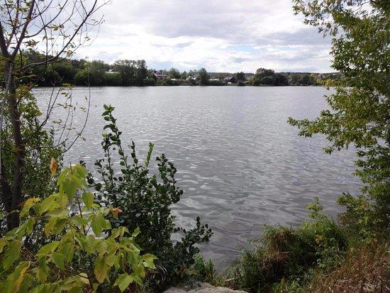 Nizhne-Isetskiy Pond