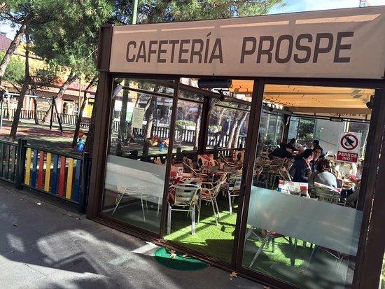 La Mejor Terraza Del Barrio De Prosperidad Picture Of La