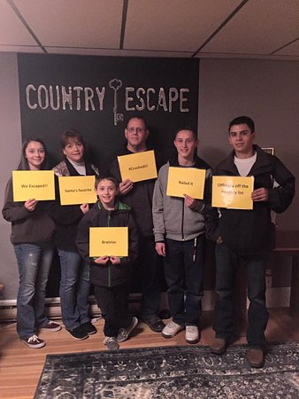 Country Escape Room Monte Vista