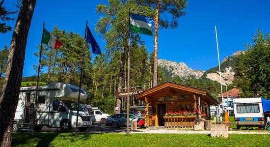 Camping AL PLAN*** - Dolomites