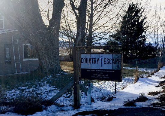 Country Escape Room