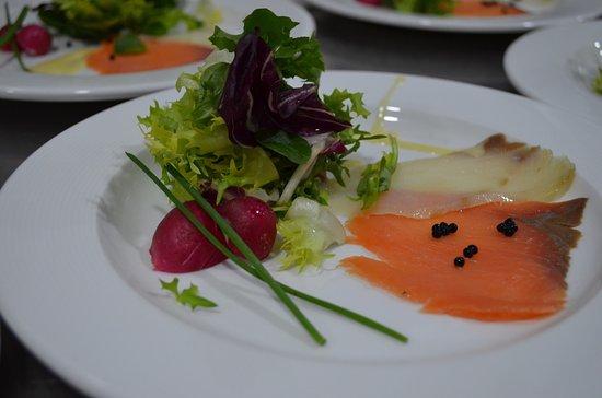 Alburquerque, Spania: Maridaje entre platos y vinos perfecto,un placer deleitar ambas cosas en conjunto y sacar el máx