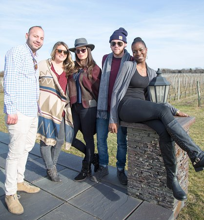 North Fork Wine Tours in October