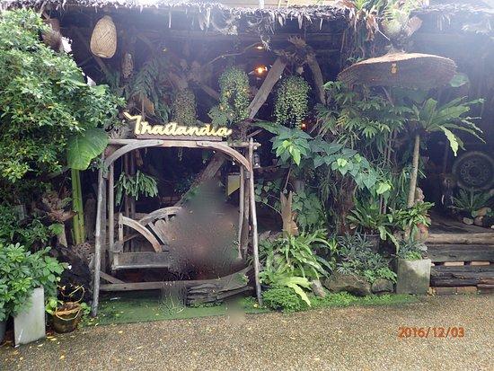 Deevana Plaza Krabi Aonang: restauracja Tajlandia