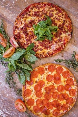 Velas Vallarta: Our Famous Pizzas