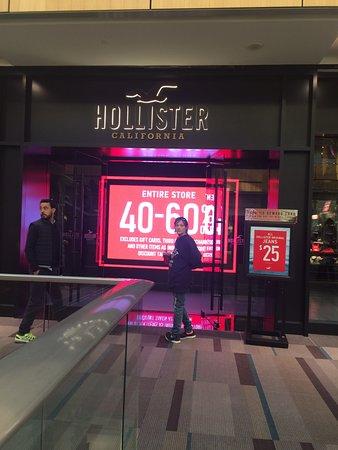 Hollister Picture of Galleria Dallas Dallas TripAdvisor