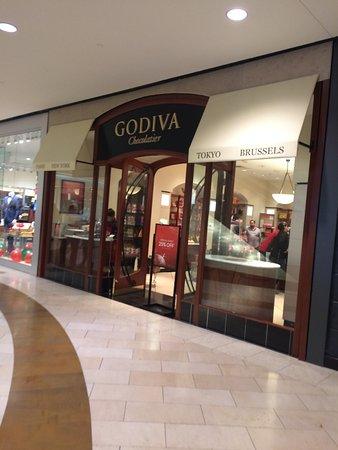 Godiva Picture of Galleria Dallas Dallas TripAdvisor