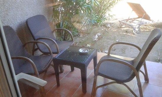 Terrasse de la chambre bild fr n hotel san giovanni for La chambre de giovanni