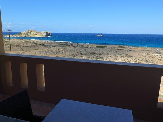 Arkassa, Greece: view from the balcony, jana-majk.com