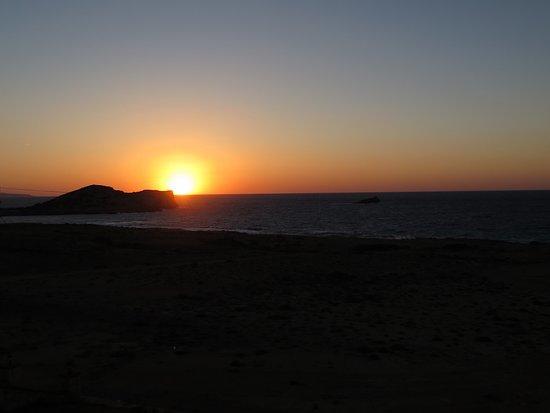 Arkassa, Greece: sunset from the apartment, jana -majk.com